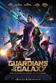 Marvel Cinematic Universe : Guardians of the Galaxy