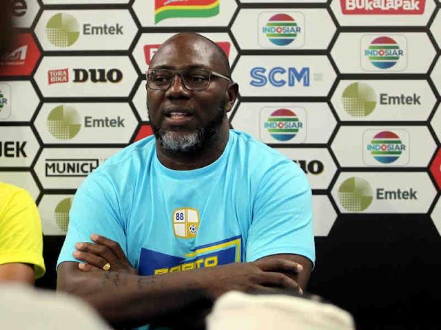 Jacksen F Tiago yakin Barito Putera Target Lolos Grup