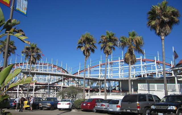 Informações sobre o Belmont Park em San Diego