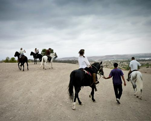 Moroccan Eye Horse Riding