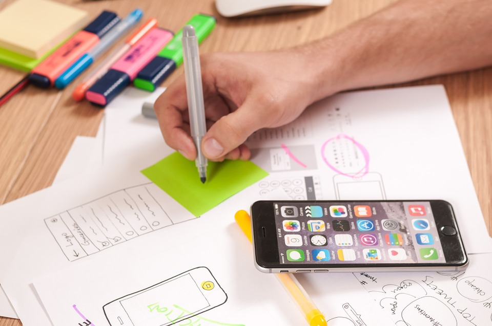 Mobile-app Development UX