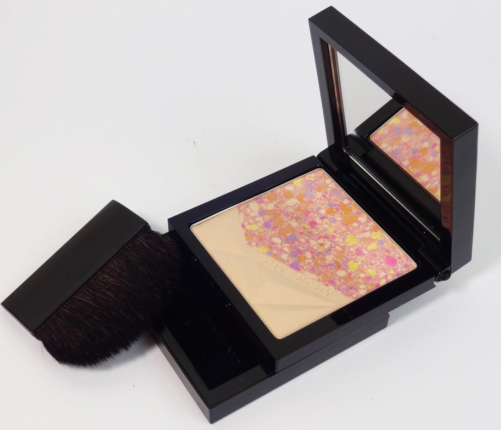 Givenchy - Le Prisme Visage Color Confetti (Spring 2015) Pretty Clover Beautyblog Gesichtspuder