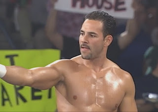 WCW Superbrawl IX - Chavo Guerrero challenged Billy Kidman for the cruiserweight title