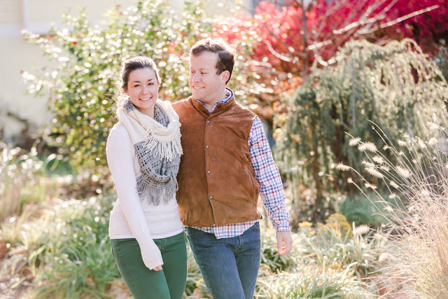 Annapolis Fall Engagement Photos photographed by Maryland Photographer Heather Ryan Photography