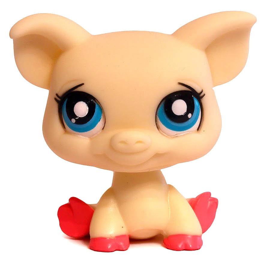 Lps Pig Generation 3 Pets Lps Merch