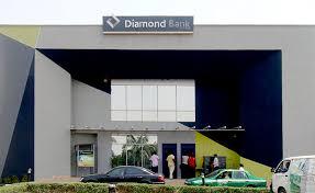 Diamond bank branch