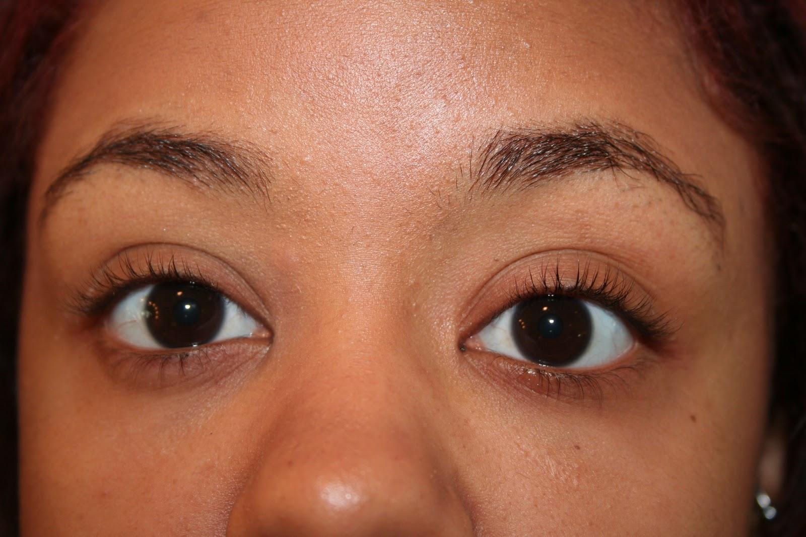 Fake Eye Lashes Do You Put How