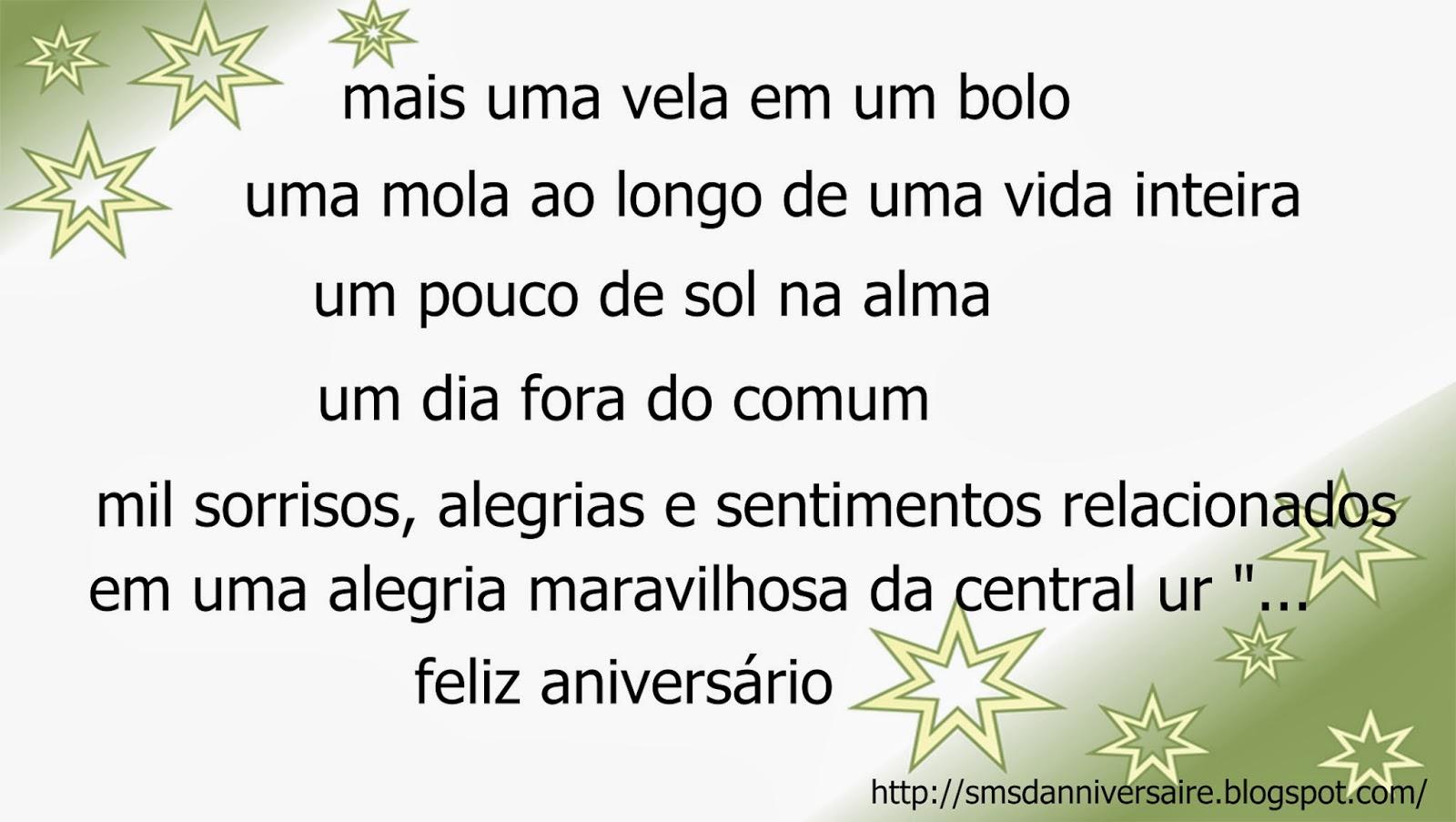joyeux anniversaire cousine en portugais