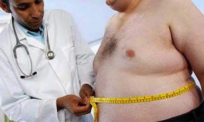Penderita Obesitas, Penderita Obesitas di Indonesia