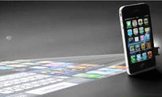 Projector in iPhone for Executives and Business