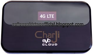 Charji Evo Cloud features charges