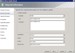 Deploy Java Updates using WSUS and Windows Updates 2