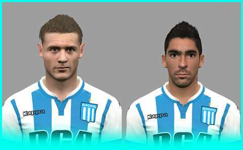 Iván Pillud Face PES 2017