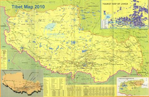 Tibet | Região Autônoma da China