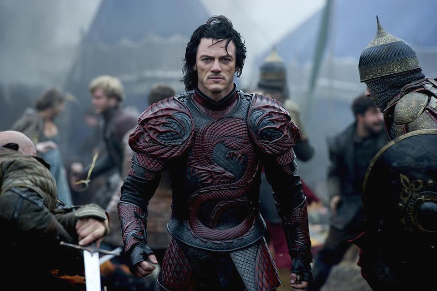 Luke Evans în Dracula Untold