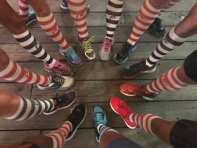 Rock'n'Roll San Francisco Half Marathon Pro Compression socks pic