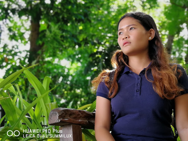 Portrait Shot By Freedomwll  Blogger, Ian Limpangog