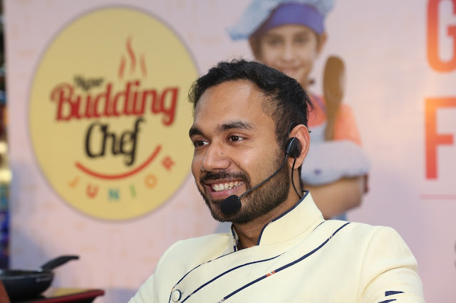 Mumbai plays hosts to HyperCITY Budding Chef JUNIOR Contest Finale