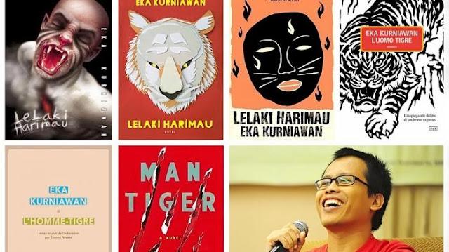Hebat, Karya Penulis Indonesia Ini Masuk Nominasi Novel Terbaik Dunia 2016