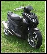 Modifikasi Stiker Striping Motor Aksesoris Motor Garskin