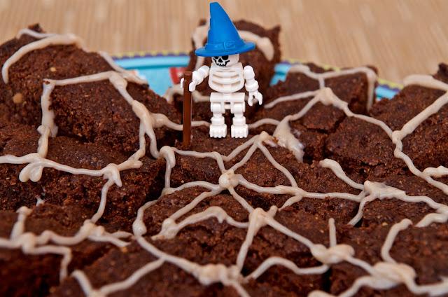 Peanut Butter Brownie - Dessert - Halloween - Food - Cake - Gâteau - Chocolate - Chestnut - Cacahuète - Chocolat - Châtaigne - Clément Faugier