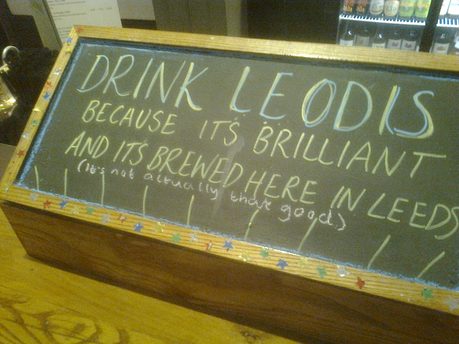 leodis in the white swan