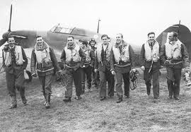 WW2 Polish Ace Pilots - Kosciuszko Squadron-Battle of Britain 1940