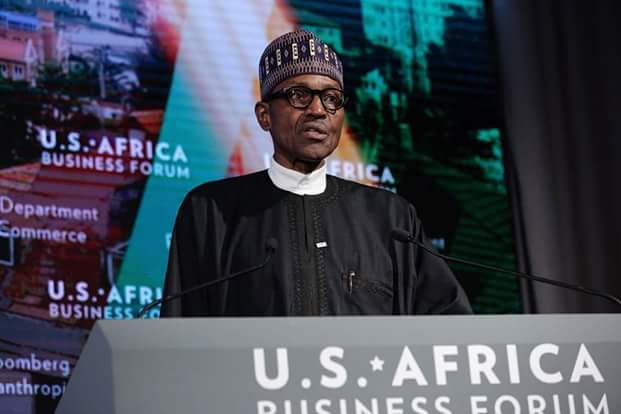 Buhari woes foreign investors at US Africa Business Forum in New York