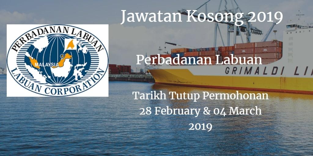 Jawatan Kosong PL 28 February & 04 March 2019