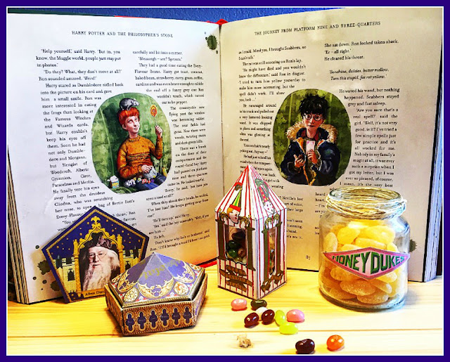 Honeydukes Sweets - Harry Potter Party Decorations