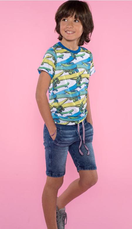 Moda en ropa para niños primavera verano 2018.