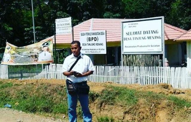Tunggakan PLN Di Desa Betung Sebesar Rp 5,5 Miliyar