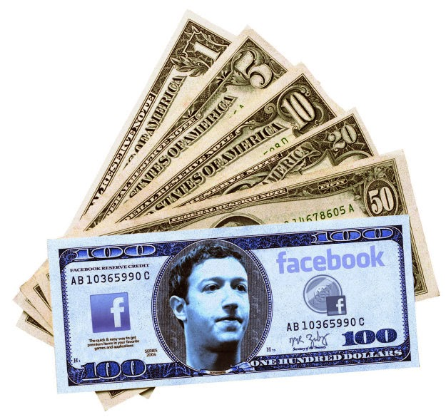 Facebook increases its turnover, Facebook turnover, turnover by 55%, social media,
