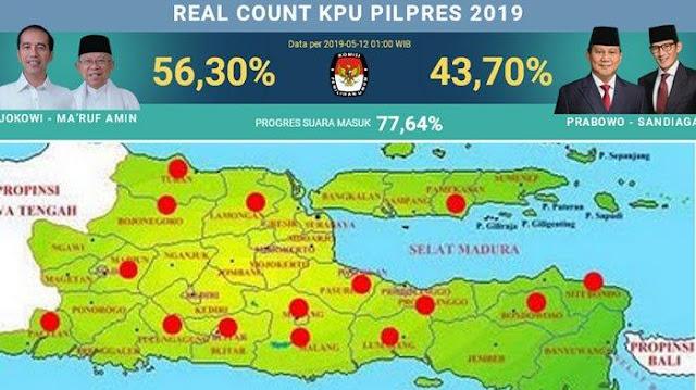 Kubu Prabowo Curiga Pemilih di Jawa Timur Meningkat