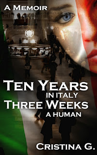 10 Years in Italy, 3 Weeks a Human is now $0.99