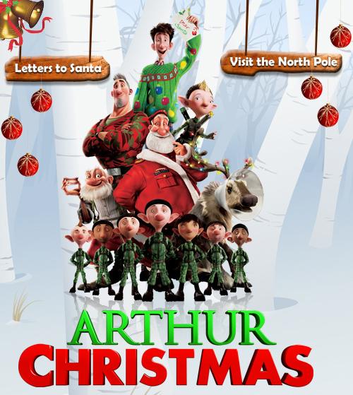 Arthur Christmas Elves.Win Elves Adventure Kits In Arthur Christmas Contest By