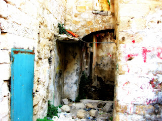 Nablus Old City