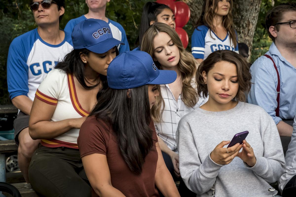 All About TV News: 'The Flash' Season 5 Episode 4 Photos