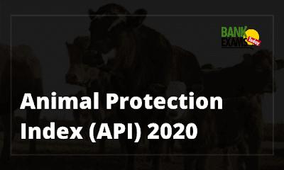Animal Protection Index (API) 2020: Highlights