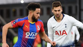 Crystal Palace vs Tottenham Hotspur 2-0 Highlights