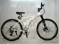 Sepeda Gunung Lipat Fold-X Maersk 26 Inci