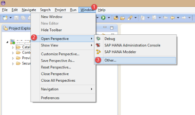 Expose Attribute Views as XS OData Service in HANA