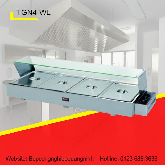Thiết bị dưỡng nóng 4 ô TGN4-WL