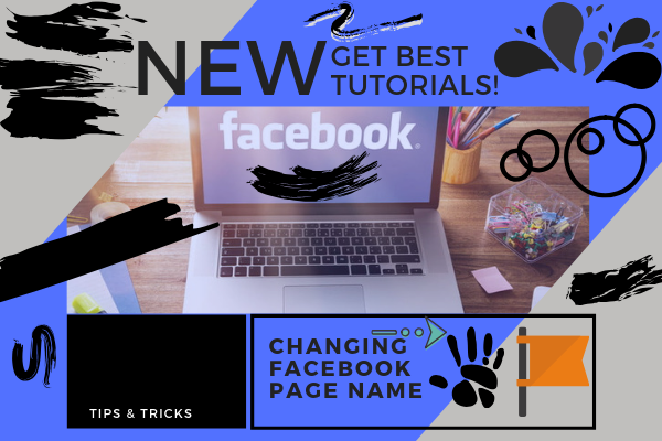 How To Name A Facebook Page<br/>