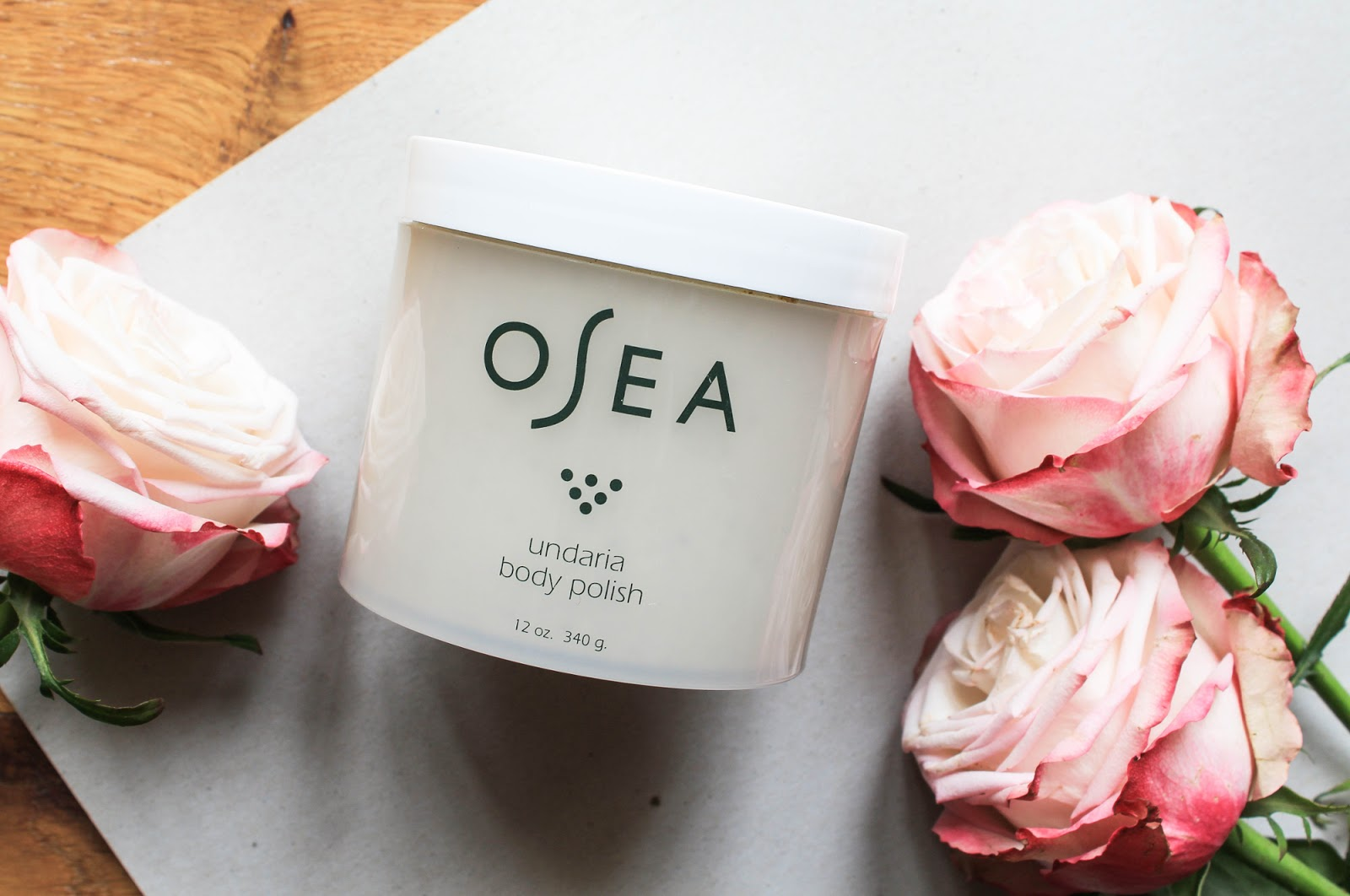OSEA Undaria Body Polish May Beauty Heroes box