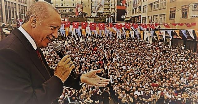 Αδειάζει η κλεψύδρα για τον Ερντογάν