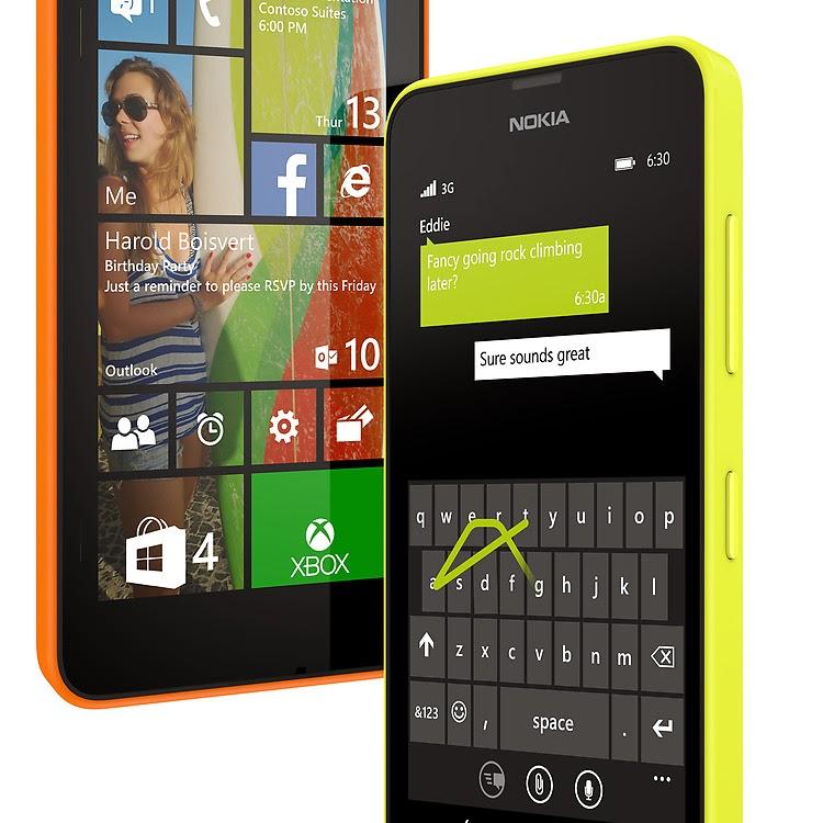 Semua yang Anda butuhkan ada di Lumia 630 dual SIM