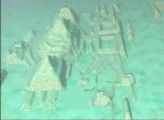 Atlantis Atlantida, Redescoperita Pe Malurile Cubei