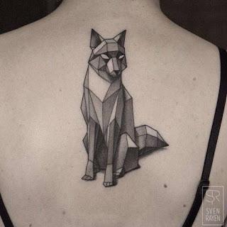 ลายสัก Fox