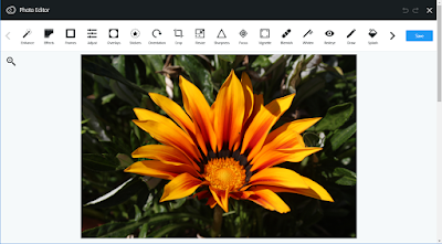 3 Photo Editor (Ex-Aviary) -Interface